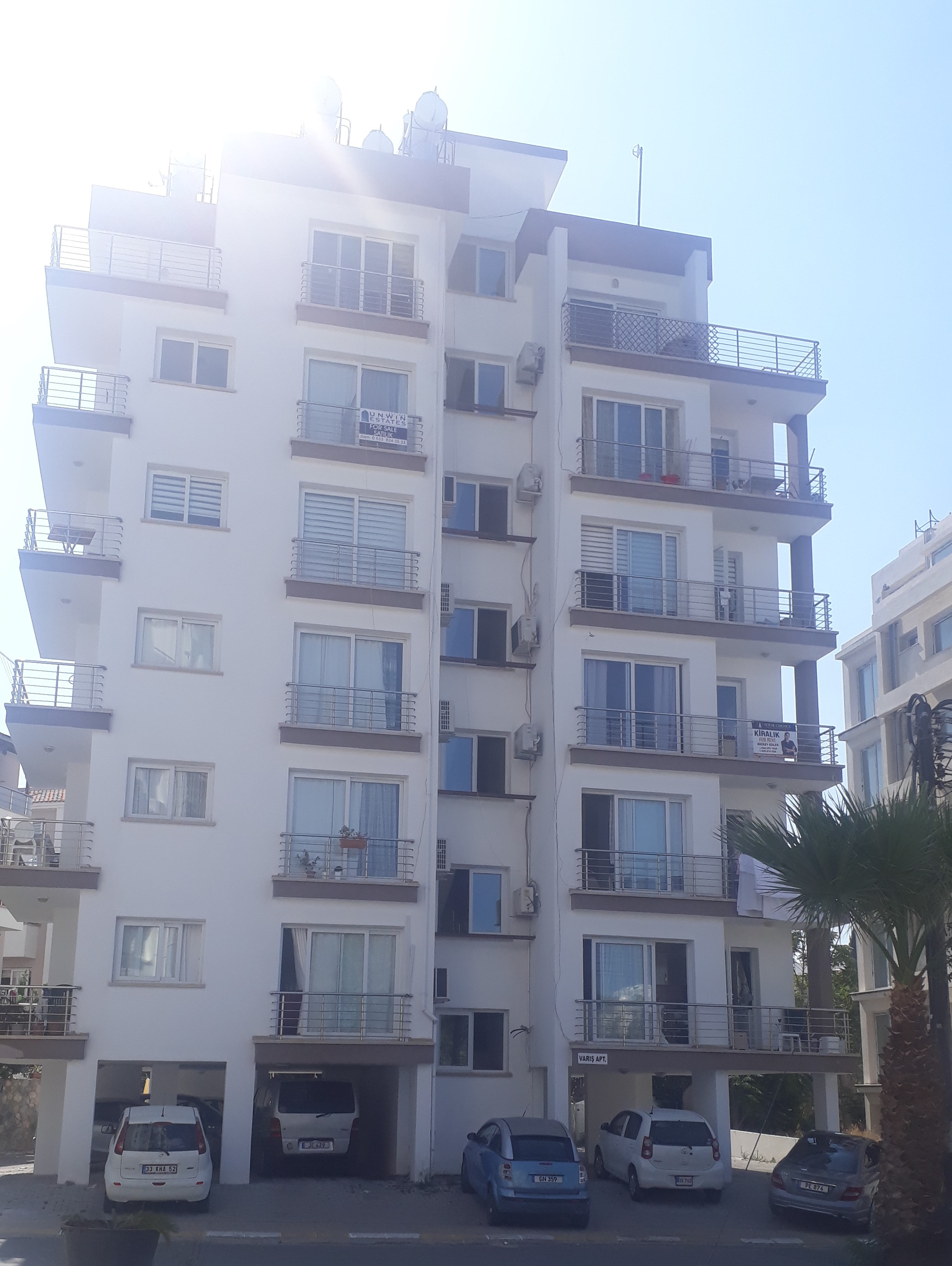 TWO-BEDROOM-APARTMENT---CENTRAL-KYRENIA---KY786